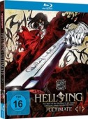 Hellsing Ultimate Vol.1 - Mediabook-Edition [Blu-ray]