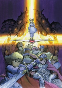 Anime: Nausicaä of the Valley of the Wind