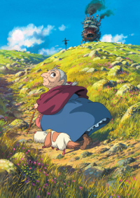 Anime: Howl's Moving Castle