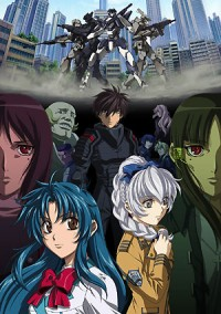 Anime: Full Metal Panic! The Second Raid
