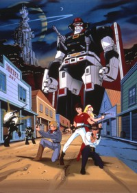 Anime: Saber Rider and the Star Sheriffs