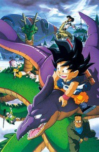 Anime: Dragon Ball: The Path to Power