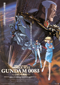 Anime: Mobile Suit Gundam 0083: The Afterglow of Zeon