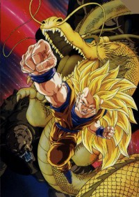 Anime: Dragon Ball Z: Wrath of the Dragon
