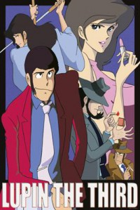 Anime: Lupin the 3rd: Part 2