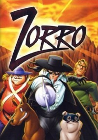 Anime: The Legend of Zorro
