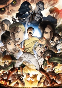 Anime: Attack on Titan Season 2