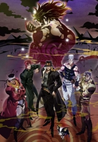 Anime: JoJo's Bizarre Adventure: Stardust Crusaders - Battle in Egypt