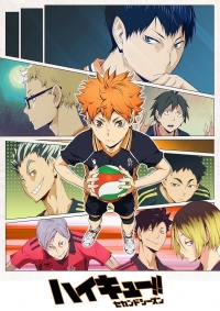 Anime: Haikyu!! 2nd Season