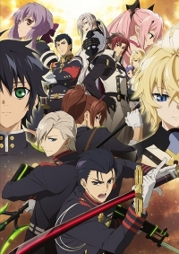 Anime: Seraph of the End: Vampire Reign – Part 2