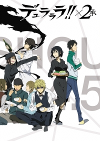 Anime: Durarara!! X2 The First Arc OVA