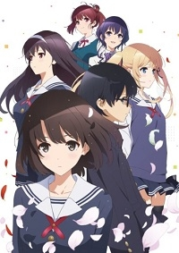 Anime: Saekano: How to Raise a Boring Girlfriend.flat