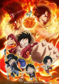 Anime: One Piece - Episode of Sabo: The Three Brothers' Bond - The Miraculous Reunion and the Inherited Will