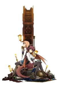 Anime: Mysteria Friends
