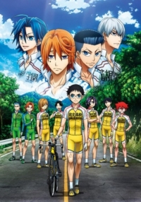 Anime: Yowamushi Pedal New Generation
