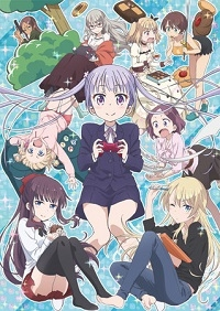 New Game Anime Anisearch