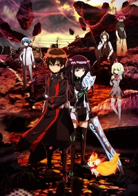 Anime: Twin Star Exorcists