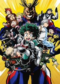 Anime: My Hero Academia