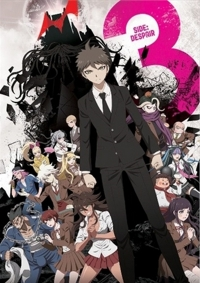 Anime: Danganronpa 3: The End of Hope's Peak High School - Despair Arc