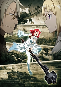 Anime: Izetta, The Last Witch