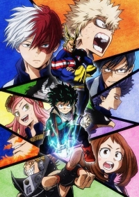 Anime: My Hero Academia Season 2