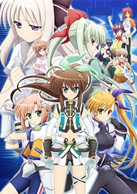 Anime: ViVid Strike!