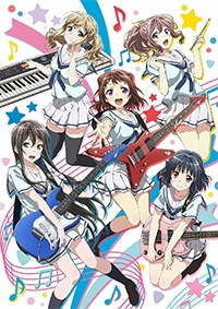 Anime: BanG Dream!