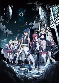Anime: Trinity Seven: Eternity Library & Alchemic Girl