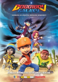 Anime: BoBoiBoy Galaxy