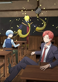 Anime: Assassination Classroom the Movie: 365 Days Time
