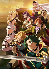 Anime: Record of Grancrest War