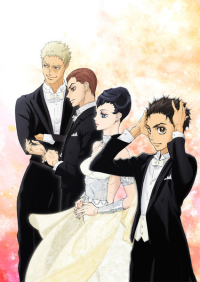 Anime: Welcome to the Ballroom