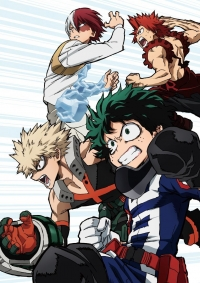 Anime: My Hero Academia: Hero Notebook