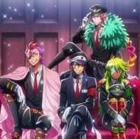 Anime: Nanbaka: Idiots with Student Numbers!