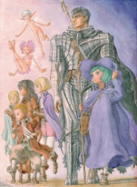 Anime: Berserk: Recollections of the Witch
