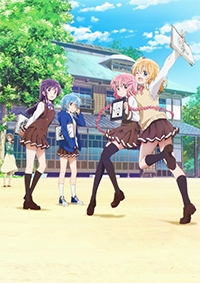Anime: Comic Girls