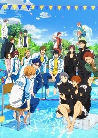 Anime: Free! Take Your Marks