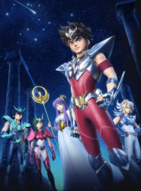 Anime: Knights of the Zodiac: Saint Seiya