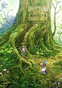 Anime: Hakumei and Mikochi