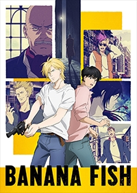 Anime: Banana Fish