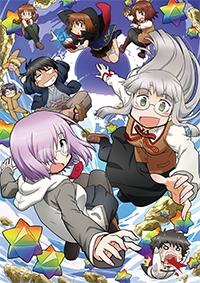 Anime: Fate/Grand Order x Himuro no Tenchi: 7-nin no Saikyou Ijin Hen