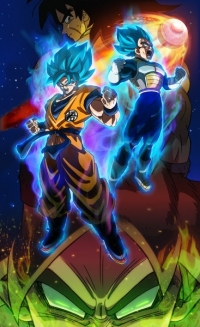 Anime: Dragon Ball Super: Broly