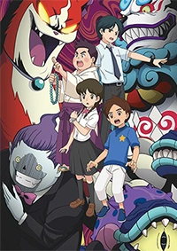 Anime: Youkai Watch: Shadow Side