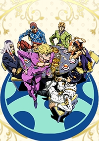 Anime: JoJo's Bizarre Adventure: Golden Wind