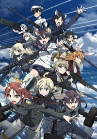 Anime: Strike Witches: Road to Berlin