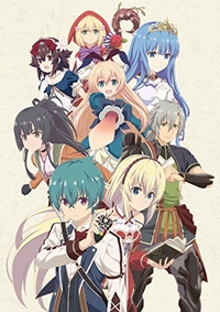 Anime: Grimms Notes: The Animation