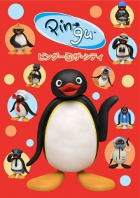 Anime: Pingu in the City (2018)