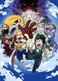 Anime: My Hero Academia Season 4