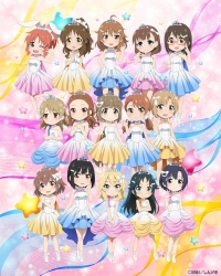 Anime: The iDOLM@STER Cinderella Girls Theater Climax Season (TV)