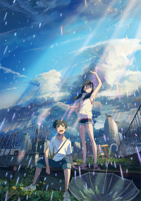 Anime: Weathering With You